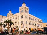 Islamic Building, Sfax, Tunisia Photographic Print by Ariadne Van Zandbergen