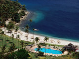Jalouise Hilton Resort, Soufriere Photographic Print by Holger Leue