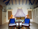 Villa Interior, Jalouse Hilton Resort, Soufriere Photographic Print by Holger Leue