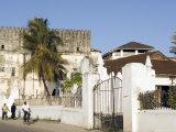 Palace Museum, Stone Town, Tanzania Photographic Print by Ariadne Van Zandbergen