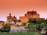 Chateau de Biron, Biron, Aquitaine, France Photographic Print by Roberto Gerometta