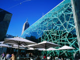 Federation Square, Melbourne, Victoria, Australia Photographic Print by John Banagan