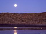 Sunset, Diamond Coast Recreation Area, Luderitz Peninsula, Luderitz, Karas, Namibia Photographic Print by Ariadne Van Zandbergen