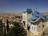 Goerke House, Diamantberg, Luderitz, Karas, Namibia Fotoprint van Ariadne Van Zandbergen