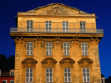 Building on Cours Saleya, Nice, Provence-Alpes-Cote d'Azur, France Photographic Print by Dan Herrick