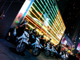 Cops, Times Square, New York City, New York Photographic Print by Dan Herrick