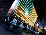 Cops, Times Square, New York City, New York Photographic Print by Dan Herrick