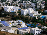 Town Buidings, Bodrum, Mugla, Turkey Photographic Print by John Elk III