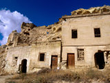 Tufa House, Cavusin, Cappadocia, Nevsehir, Turkey Photographic Print by John Elk III