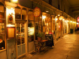 Inviting Array of Bistro in St. Germain, Paris, Ile-De-France, France Photographic Print by Glenn Beanland