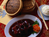 Wuxi Spare Ribs, Jiangsu, China Photographic Print by Glenn Beanland