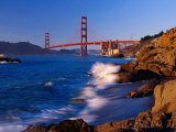 Baker Beach, Golden Gate National Recreation Area, San Francisco, California Photographic Print by Richard Cummins