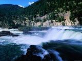 Kootenai Falls, Near Libby, Montana Photographic Print by Holger Leue
