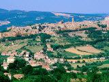 Orvieto, Umbria, Italy Photographic Print by John Elk III
