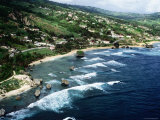 Bathsheba with East Coast, Bathsheba Photographic Print by Holger Leue