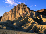 Manly Beacon, Death Valley National Park, California Photographic Print by John Elk III