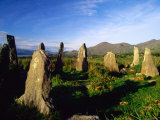 Ancient Stone Circle, Ardgroom, Munster, Ireland Photographic Print by John Banagan