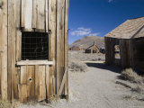 Town Ruins, Bodie, California Photographic Print by Brent Winebrenner