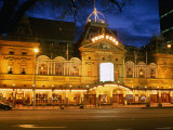 Melbourne's Princess' Theatre, Australia Photographic Print by Greg Elms
