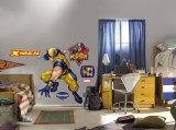 Wolverine -Fathead Lepicí obraz na stěnu