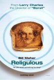 "Bill Maher ""Religulous"" Movie Poster Prints"