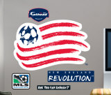 New England Revolution -Fathead Decalque em parede