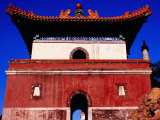 Tibetan Temple on Longevity Hill, Summer Palace, Beijing, China Photographic Print by Krzysztof Dydynski