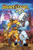 BraveStarr Posters