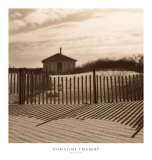 Dune Shack Prints by Christine Triebert