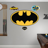 Batman Logo -Fathead Wall Decal