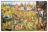 O Jardim das Delícias Terrenas, c.1504 Pôsters por Hieronymus Bosch