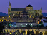 The Mesquita at Night, Cordoba, Andalucia, Spain Photographic Print by Doug McKinlay