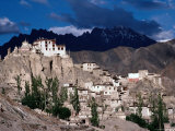 Lamayuru Gompa, Jammu and Kashmir, India Photographic Print by Richard I'Anson