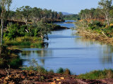 Dunham River, Kununurra, Western Australia Photographic Print by John Banagan