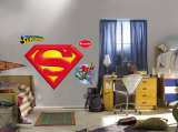 Superman Logo -Fathead Wall Decal