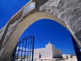 El Kebir Mosque, Djerba Island, Medenine, Tunisia Photographic Print by Ariadne Van Zandbergen