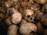Genocide Memorial, Gisozi, Kigali, Rwanda Photographic Print by Doug McKinlay