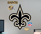 New Orleans Saints -Fathead Wall Decal