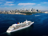 MS Europa, Sydney, Australia Photographic Print by Holger Leue