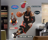 Dwyane Wade -Fathead Wall Decal