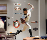 Barry Zito -Fathead Wall Decal