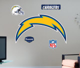 San Diego Chargers -Fathead Wall Decal
