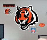 Cincinnati Bengals -Fathead Wall Decal