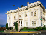 Heritage Museum, Astoria, Oregon Photographic Print by John Elk III