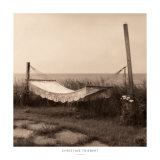 Hammock Print by Christine Triebert
