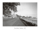 Front Street, Lahaina, 1917 - Poster