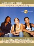 Taking Responsibilty Reprodukcje
