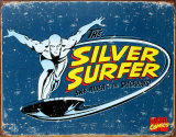 Le Surfer d'Argent (Comics et BD) Plaque en métal