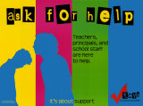 Ask For Help Poster