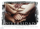 Diversidad -Diversity Affiches